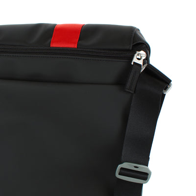 North Point Messenger Bag ACME Made Back Detail