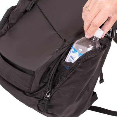 Union Street Traveler Backpack Water Bottle