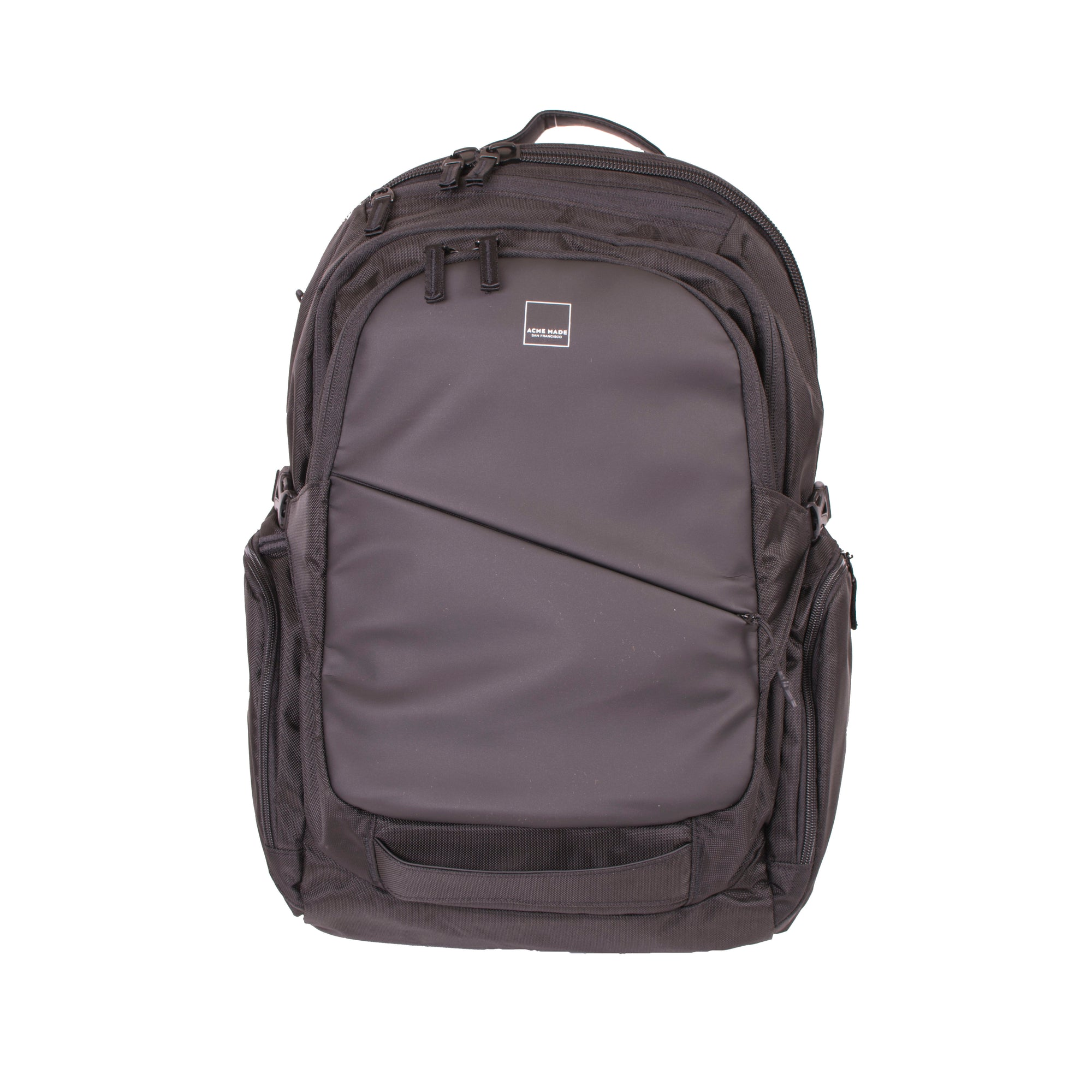Union Street Traveler Backpack Front