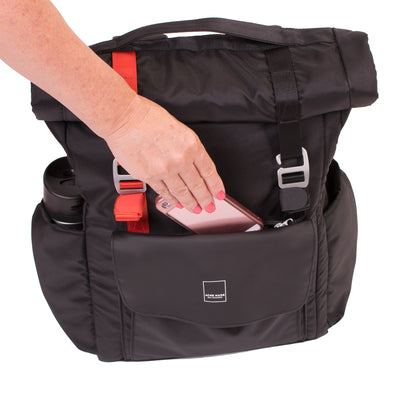 North Point Venturer Backpack ACME Made Phone Pocket