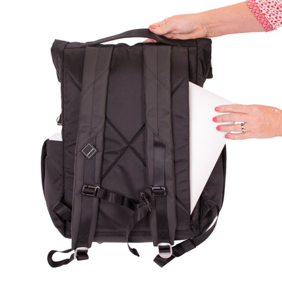 North Point Venturer Backpack ACME Made Back Handle