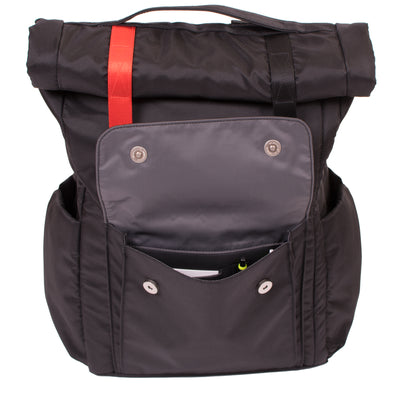 North Point Venturer Backpack ACME Made Front Flap Open