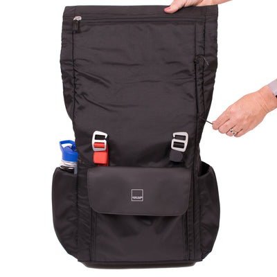 North Point Venturer Backpack ACME Made Front Zipper Detail
