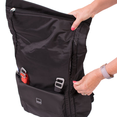 North Point Venturer Backpack ACME Made Zipper Detail