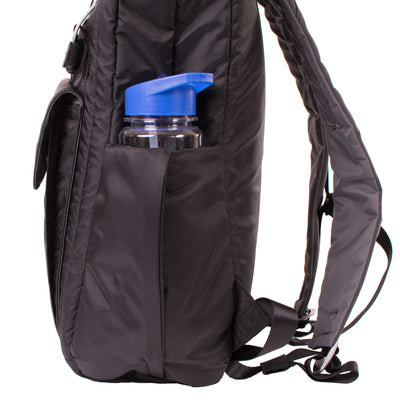 North Point Venturer Backpack ACME Made Side Water Bottle Details