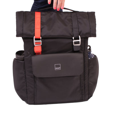 North Point Venturer Backpack ACME Made Holding Handle Front