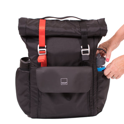 North Point Venturer Backpack ACME Made Getting Water Bottle Out