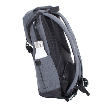 Divisadero Commuter Backpack ACME Made Side Water Bottle Pocket
