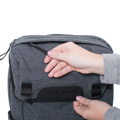 Divisadero Commuter Backpack ACME Made Flap