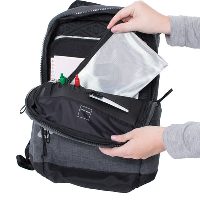 Divisadero Commuter Backpack ACME Made Small Pouch Pocket