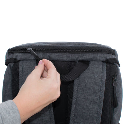 Divisadero Traveler Backpack ACME Made Top Zipper Pocket