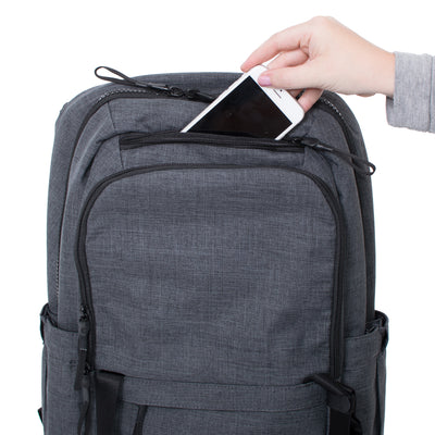 Divisadero Traveler Backpack ACME Made Hidden Phone Pocket