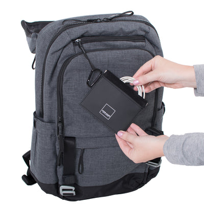 Divisadero Traveler Backpack ACME Made With Pouch Accessory