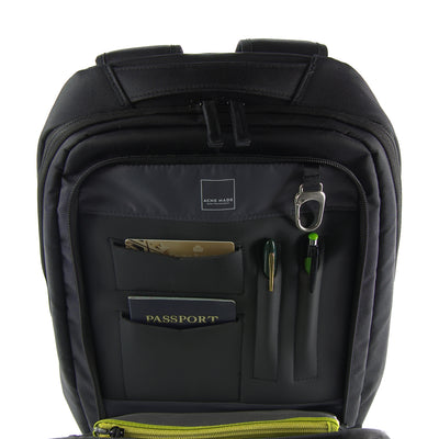 Union Street Commuter Backpack Inside Front Pocket