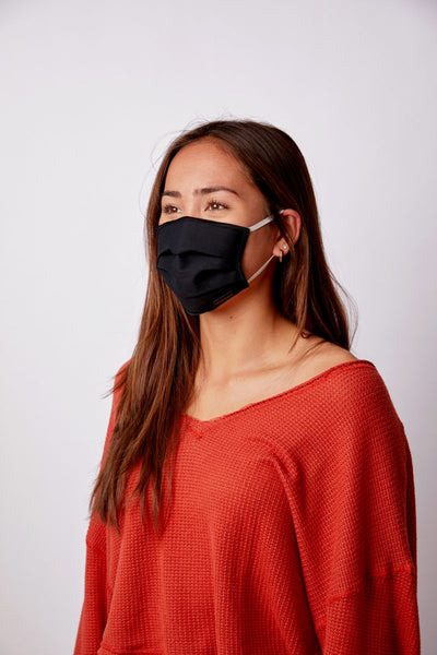 Mill City Mask - Black - Small - 5 Pack