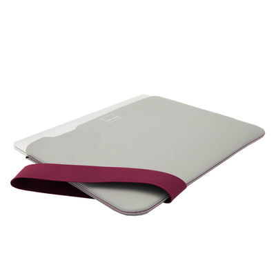 Skinny Sleeve - Medium Acme  Made Grey Fuchsia Device Laptop