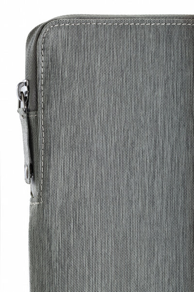 Montgomery Street Sleeve Grey Zipper Detail