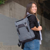 Divisadero Commuter Backpack ACME Made Brown Hair Girl