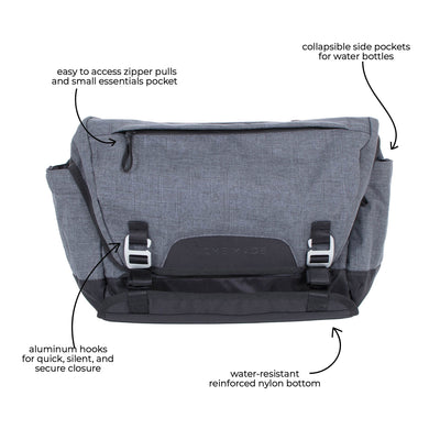 Divisadero Messenger Bag ACME Made All Features