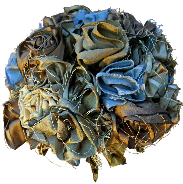 Silk Swatch Bouquet