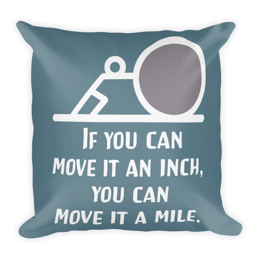 Traction & Testing Premium Throw Pillow