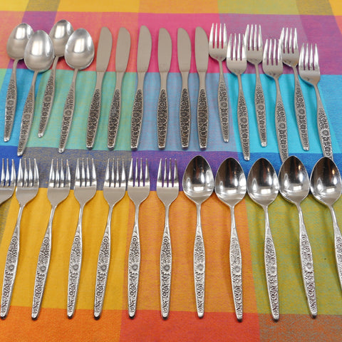 shop buy vintage modern stainless flatware silverware for sale olde kitchen