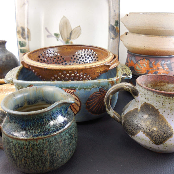 Studio Art Pottery - Vintage