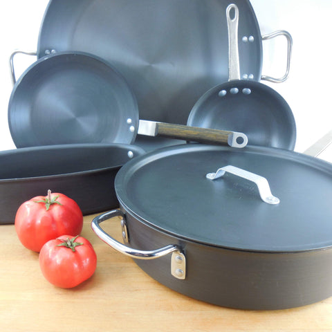 shop buy vintage anodized aluminum cookware for sale
