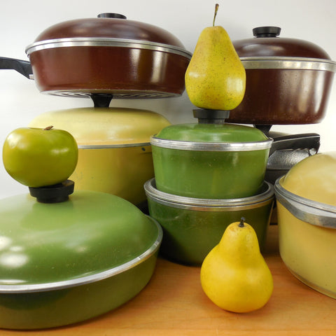 shop buy vintage Club Aluminum cookware for sale