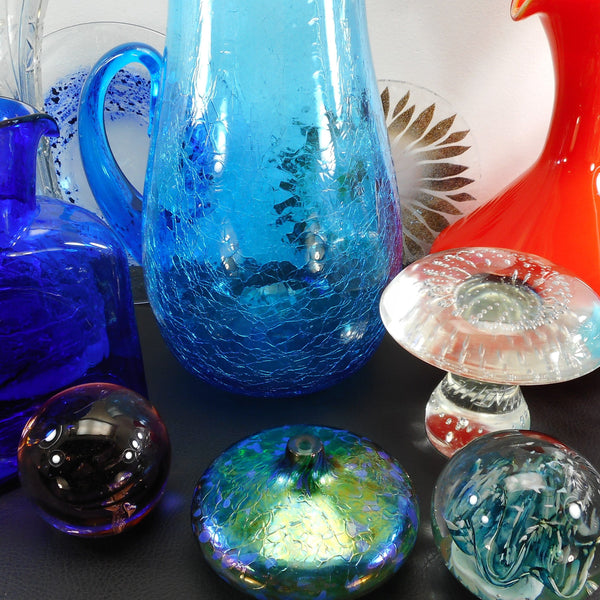 Glass - Fine Art & Functional