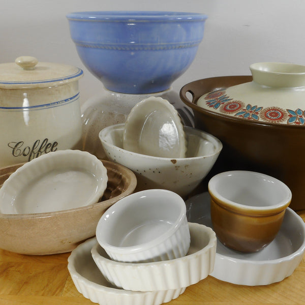 Ceramic Kitchenware - Pottery Stoneware Porcelain