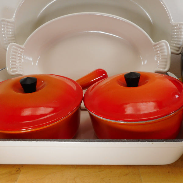 Cookware - French - Le Creuset Cousances - Vintage
