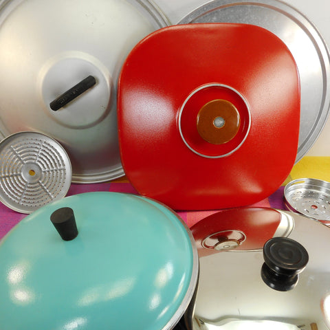 Cookware - Replacement Lids - Vintage