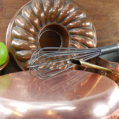 shop buy vintage antique copper cookware kitchen items for sale