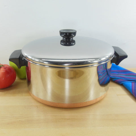 shop buy vintage Revere Ware cookware for sale... pots pans skillets