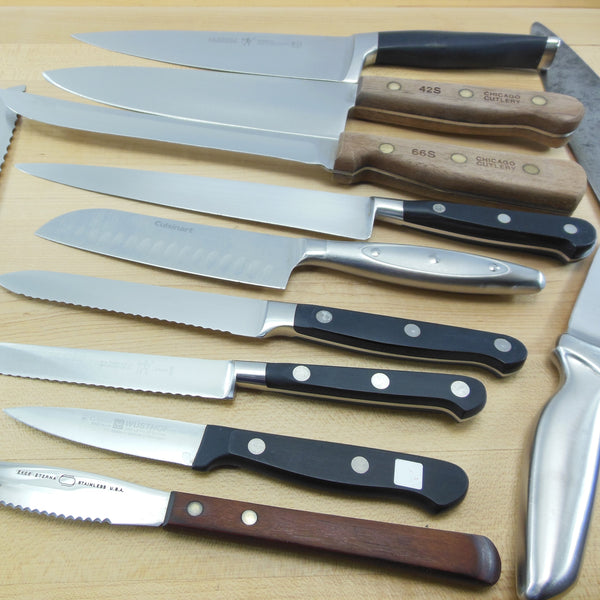 Knives Kitchen Cutlery - Vintage & Pre-owned