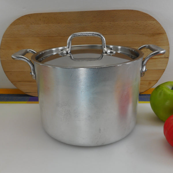 All-Clad Metalcrafters 5 Quart Master Chef Stock Pot Dutch Oven