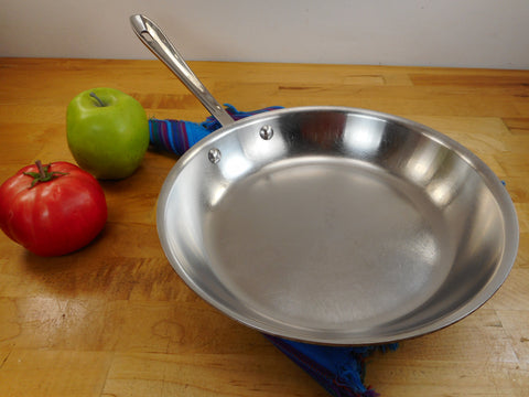 Cookware Stainless Steel Vintage Amp Newer Olde Kitchen