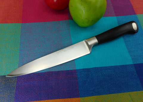 "Berghoff Gourmet Line 7"" Stainless Slicing Kitchen Knife 1399607-18cm/7"""
