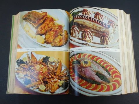Modern French Culinary Art Cookbook - Henri-Paul Pellaprat 1966 First American Edition