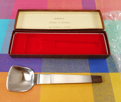 Burnco New Vintage Spade 'N Spoon - Ice Cream Food in Box