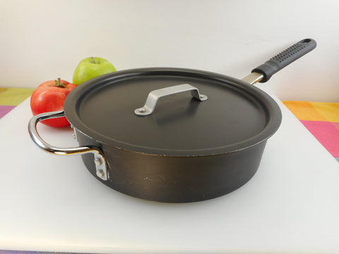 Calphalon Commercial Cookware Toledo USA - 3 Quart Saute Pan 5003 Deep Skillet