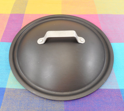 "Commercial Cookware Toledo (Calphalon) - 10"" Everyday Saute Pan Replacement Lid - 1380 Anodized Aluminum"