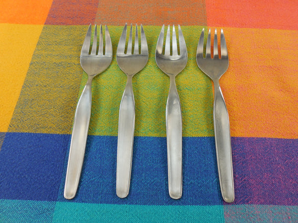 Vintage Christina Holland Rustfri Stainless Flatware