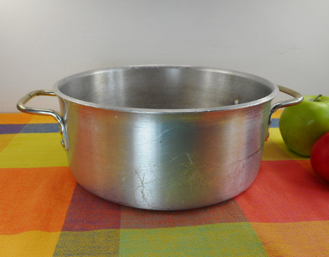 Commercial Cookware Toledo USA (Calphalon)... 5 Quart Stock Multi Pot - 8785 Plain Aluminum