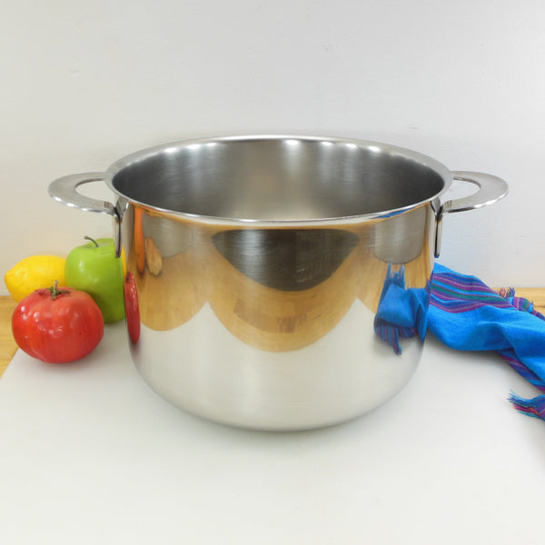 Dansk Korea Master Series 9-1/2 Quart Stainless Open Stock Pot