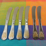 Dansk Stainless Butter Jam Knives Spreaders