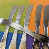 Dansk Stainless Butter Jam Knives Spreaders View 2