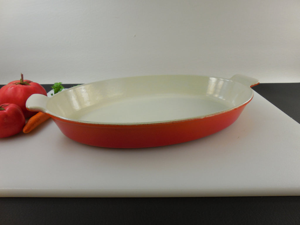 Clean And Shiny >> SOLD... Descoware Belgium Vintage Cookware - Flame Au ...