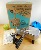 Berarducci Bros. 1960s Dolce Automatic Electric Pizzelle Baker with Box